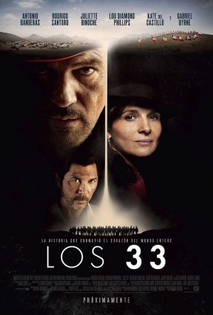 The 33 (aka Los 33) (Patricia Riggen, 2015)