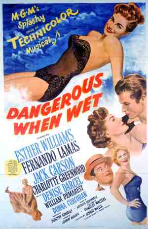 Dangerous When Wet (1953)