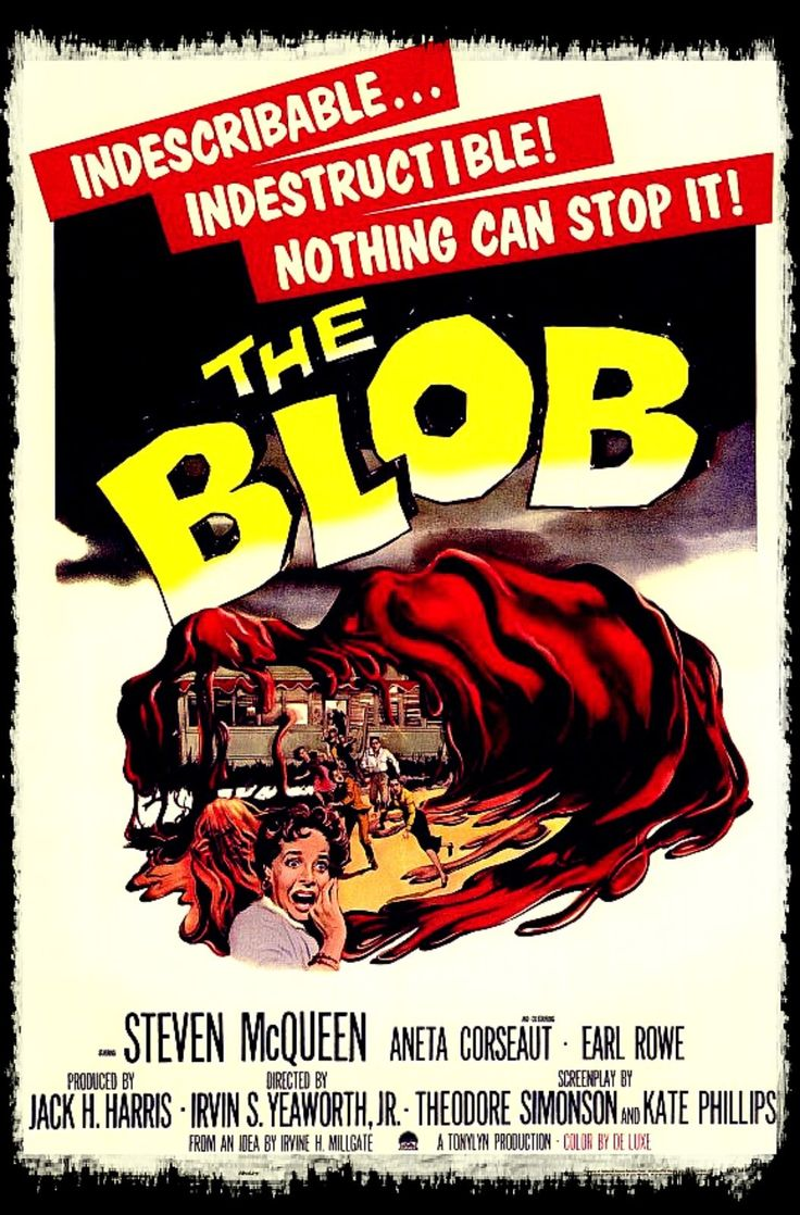 The Blob (Irving S. Yeaworth Jr., 1958)
