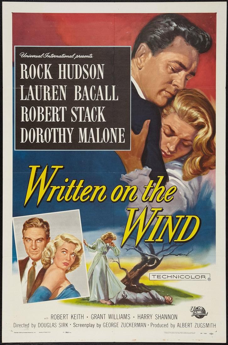 Written on the Wind (Douglas Sirk, 1956)