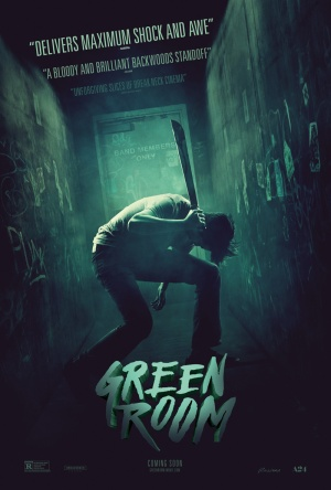 Green Room (Jeremy Saulnier, 2015)