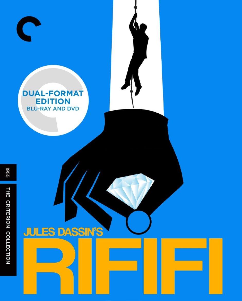 Du rififi chez les hommes (Rififi, 1955)
