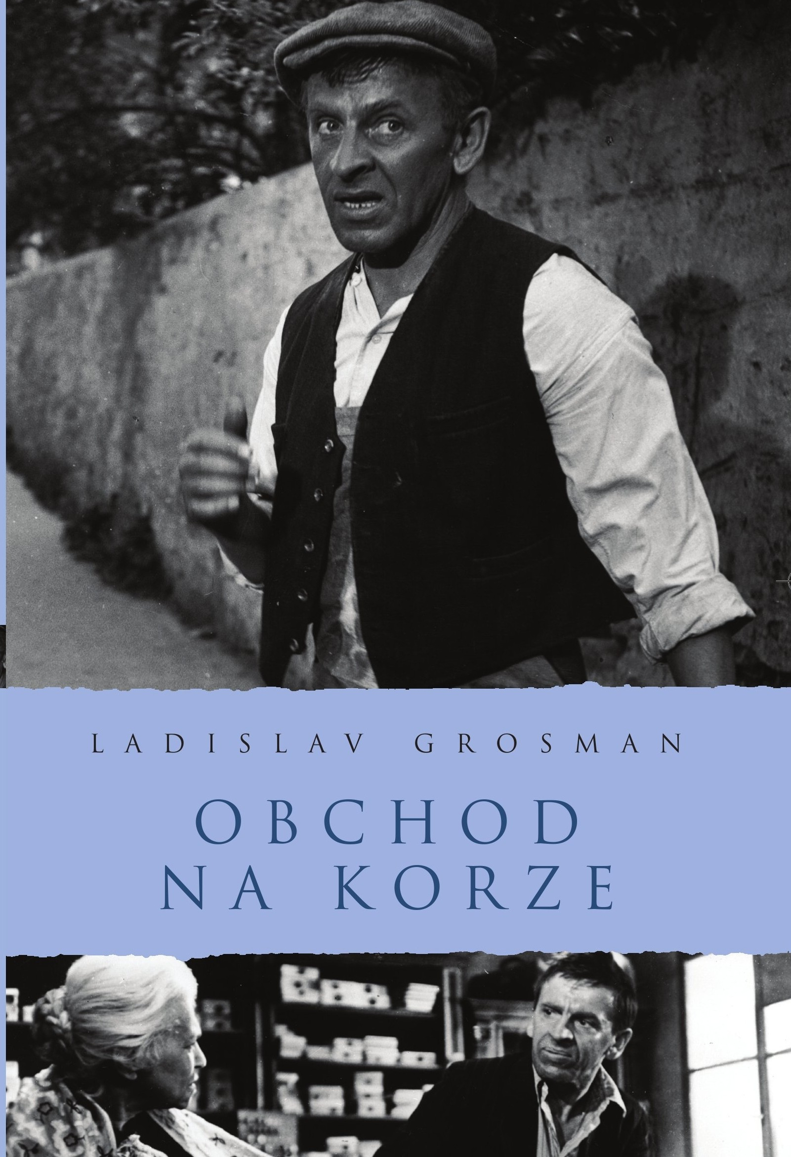 Obchod na korze (The Shop on Main Street aka The Shop on the High Street) (Ján Kadár/Elmar Klos, 1965)
