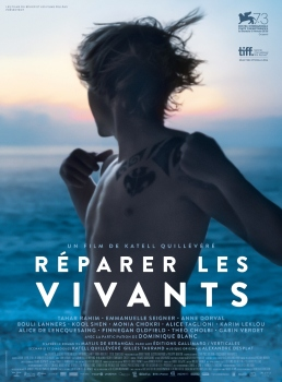 Réparer les vivants (Heal the Living, 2016)