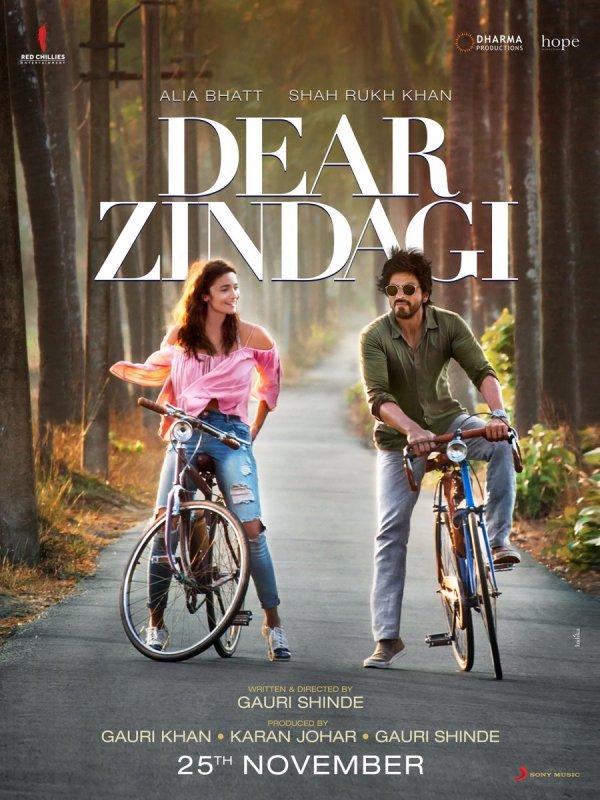 Dear Zindagi (Gauri Shinde, 2016)