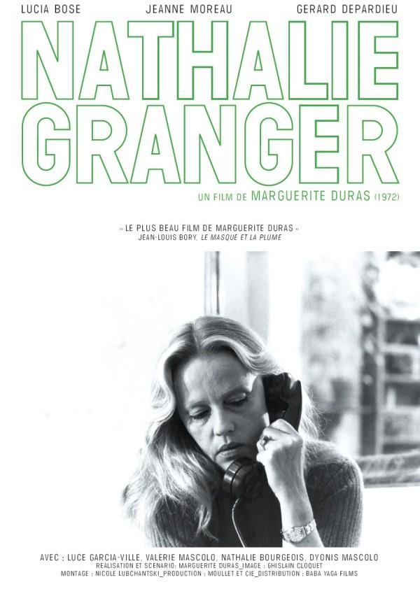 Nathalie Granger (Marguerite Duras, 1972)