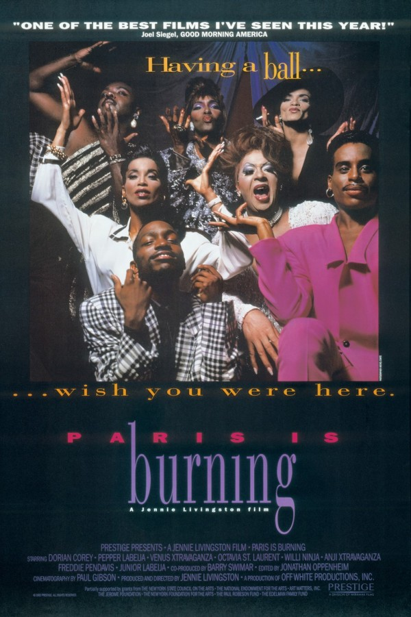Paris Is Burning (Jennie Livingston, 1990)