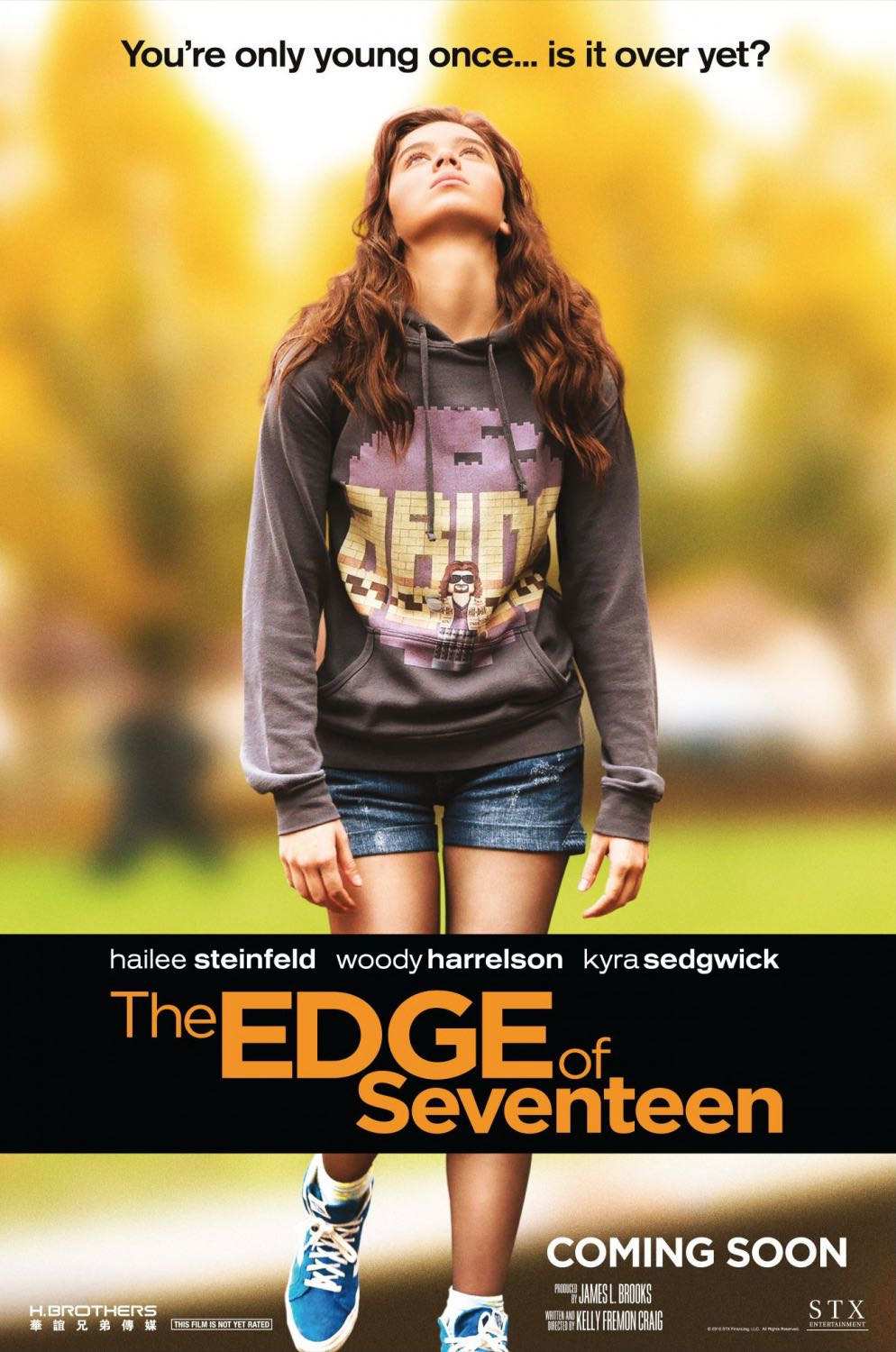 The Edge of Seventeen (Kelly Fremon Craig, 2016)