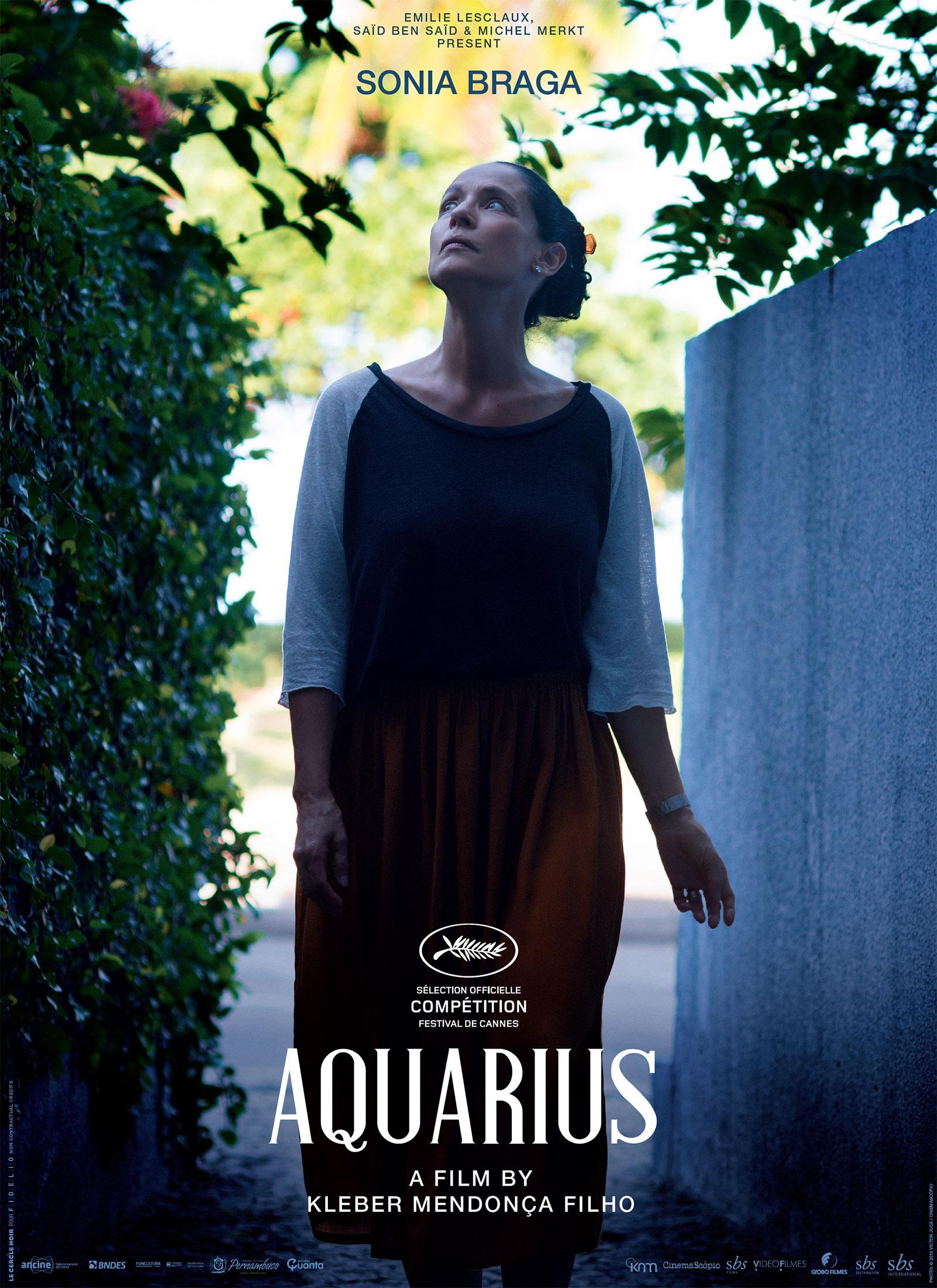 Aquarius (Kleber Mendonça Filho, 2016)