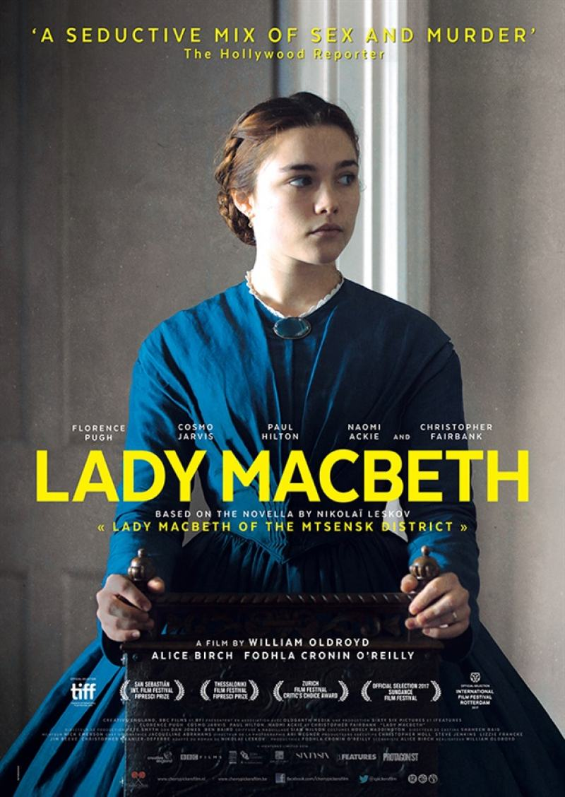 Lady Macbeth (William Oldroyd, 2016) / The Wind (Victor Sjöström, 1928)