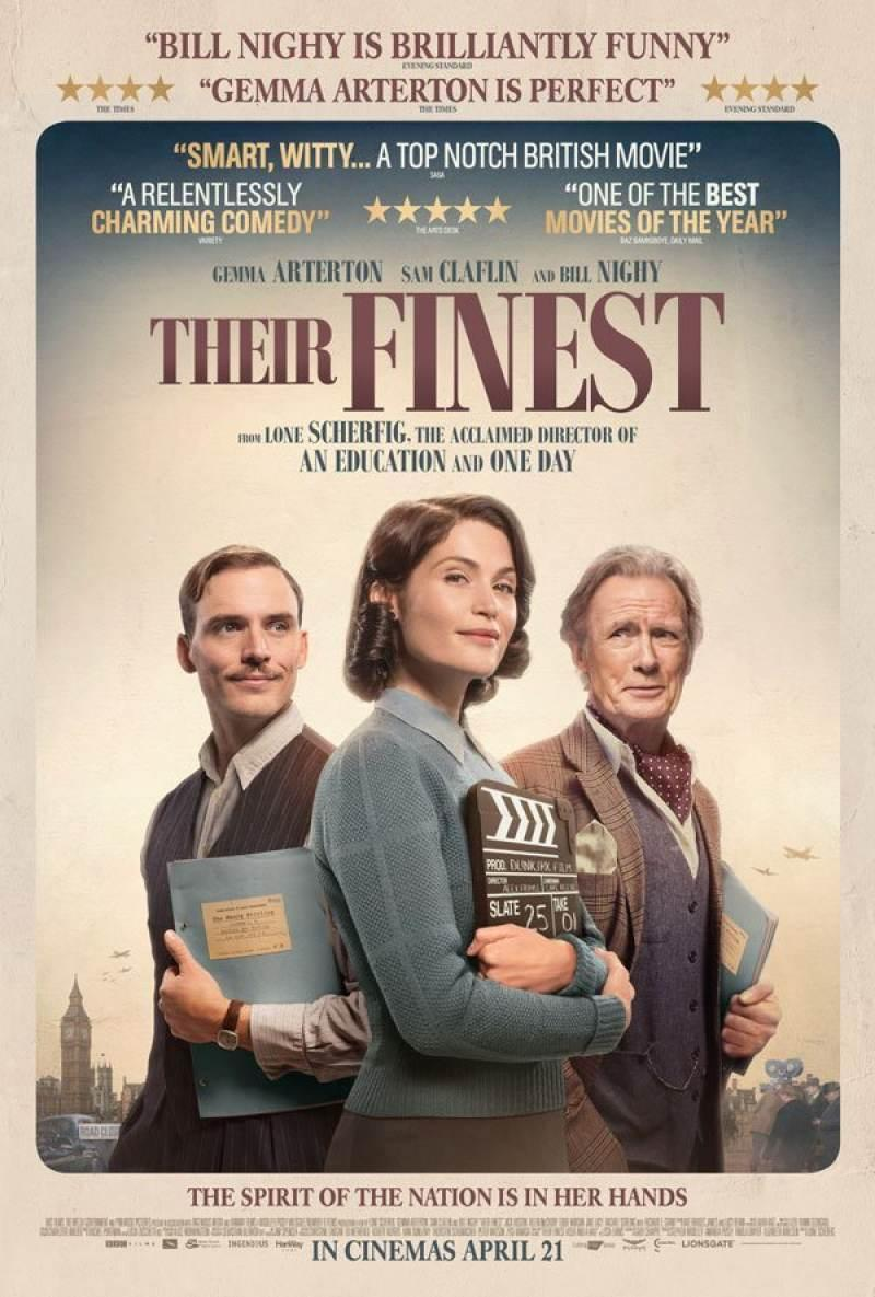 Their Finest (Lone Scherfig, 2016)