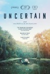 Uncertain film poster