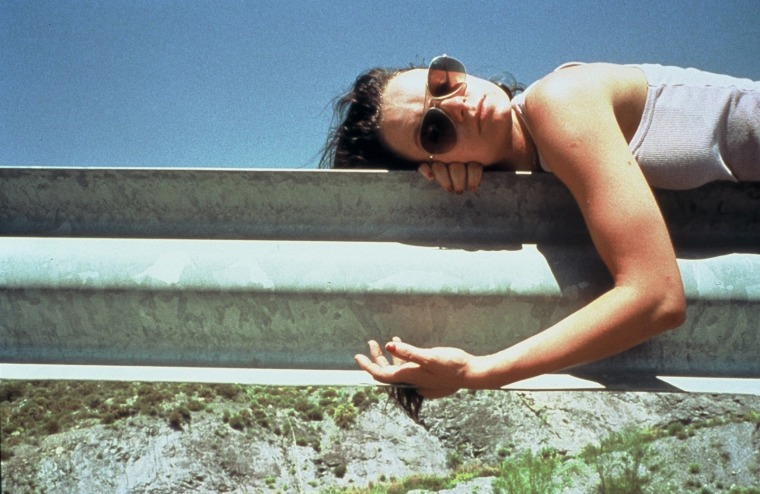 Samantha Morton in Morvern Callar