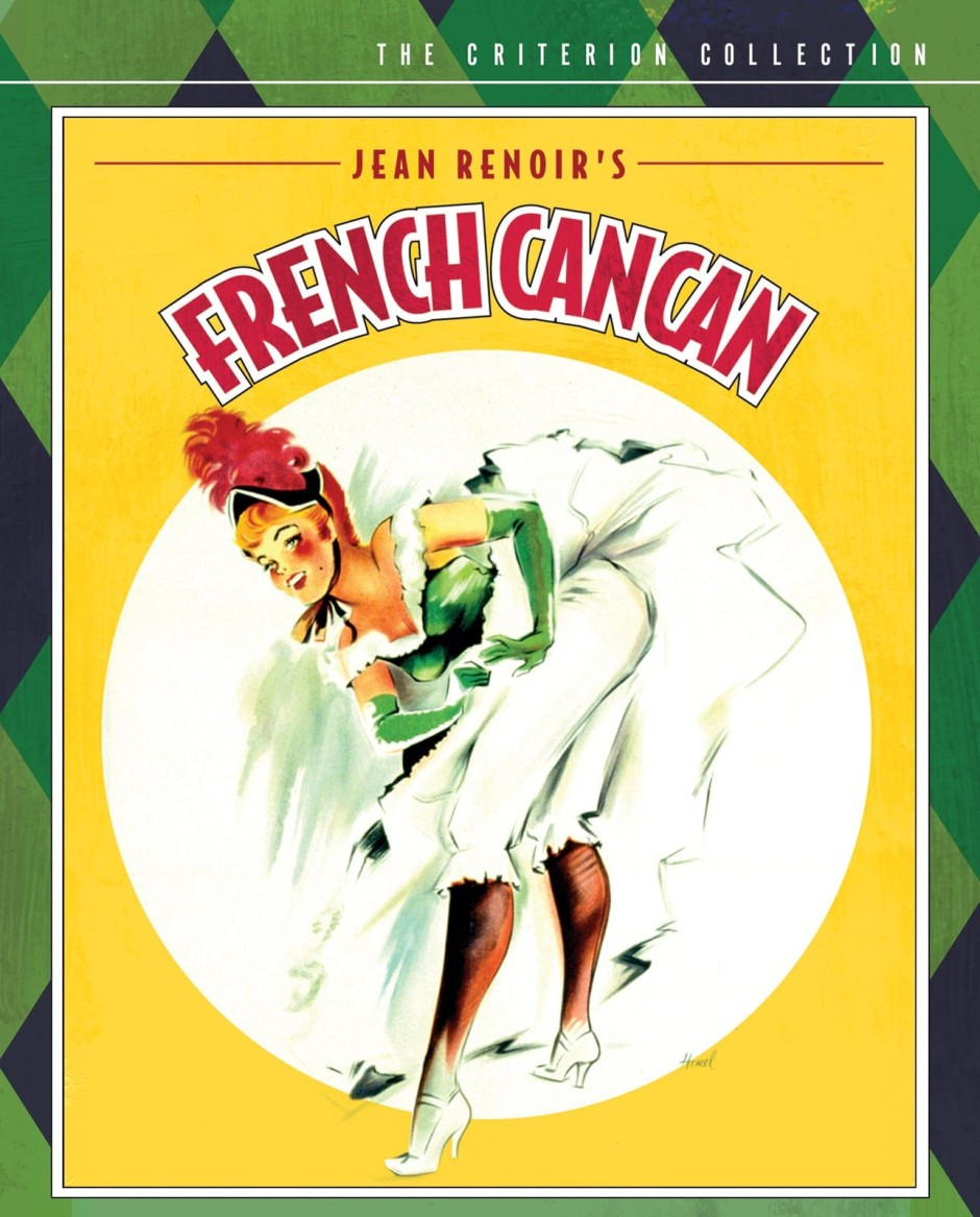 Criterion Sunday 243 French Cancan 1955 Filmcentric