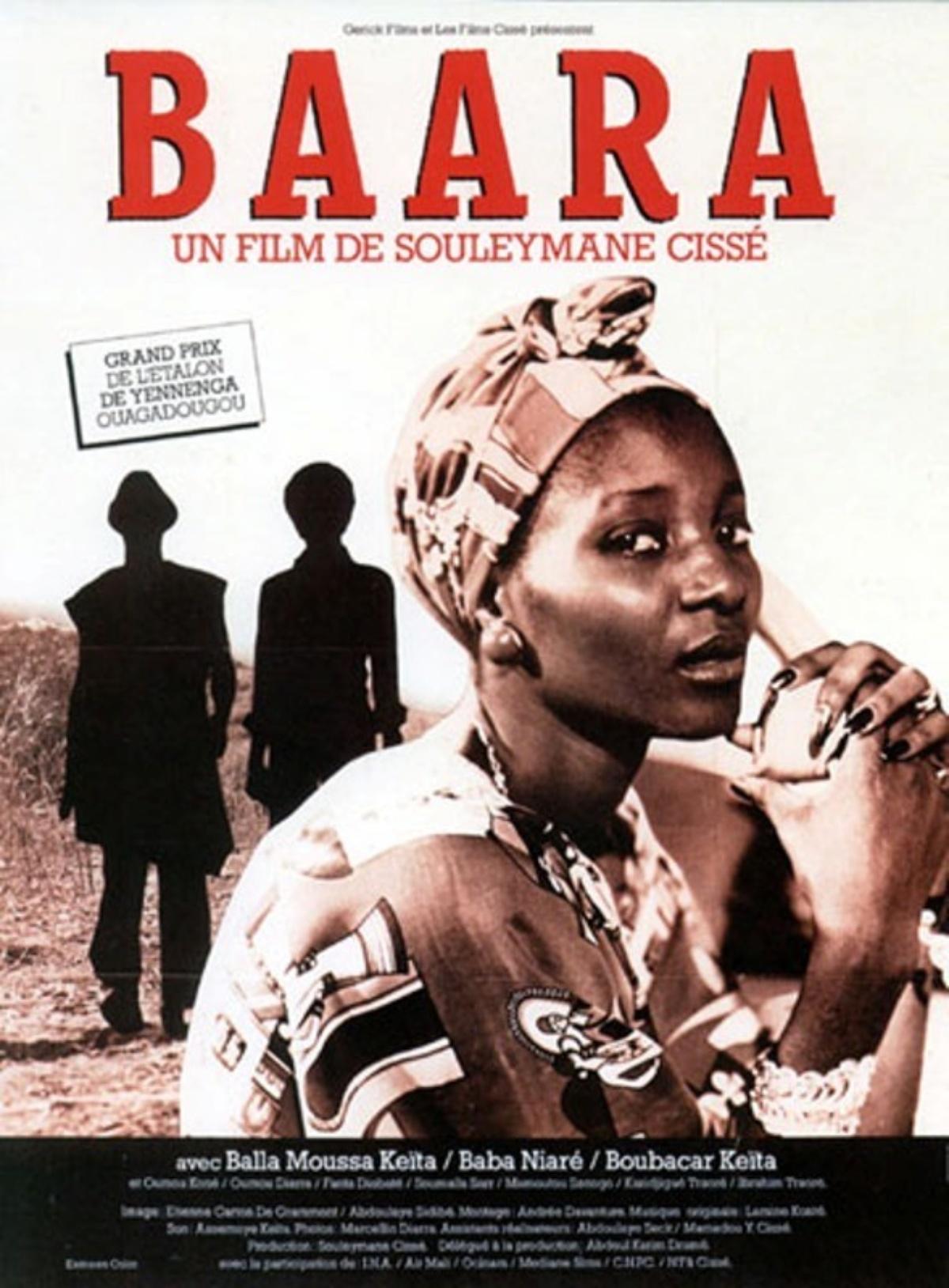 Baara film poster