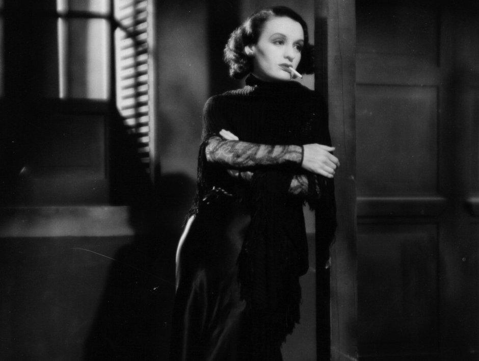 Andrea Palma looks like Marlene Dietrich