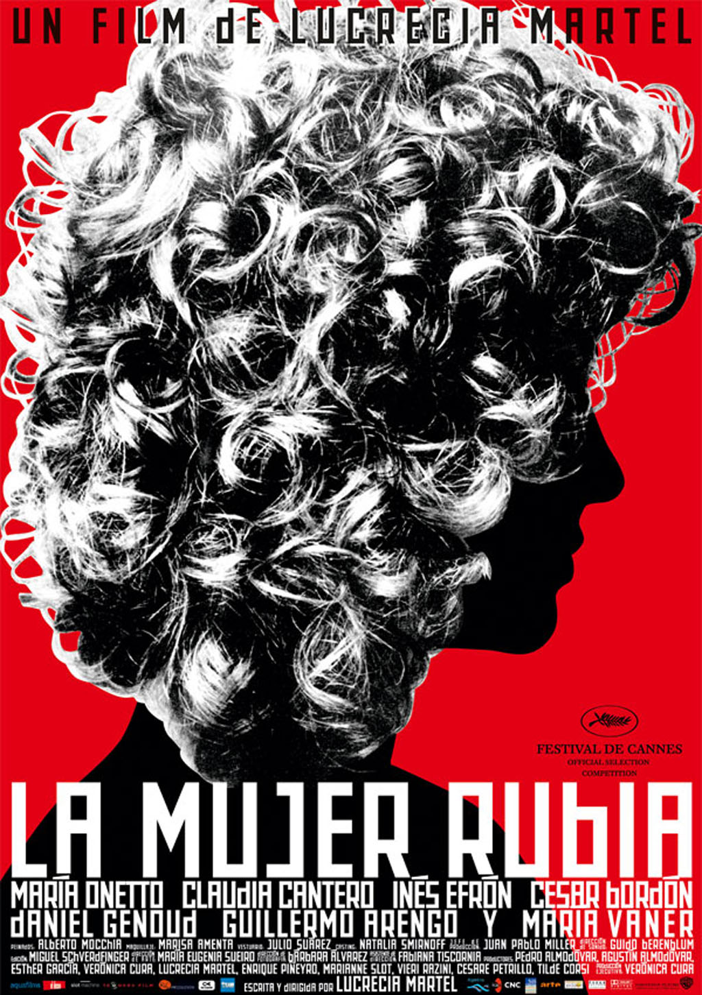 The Headless Woman film poster