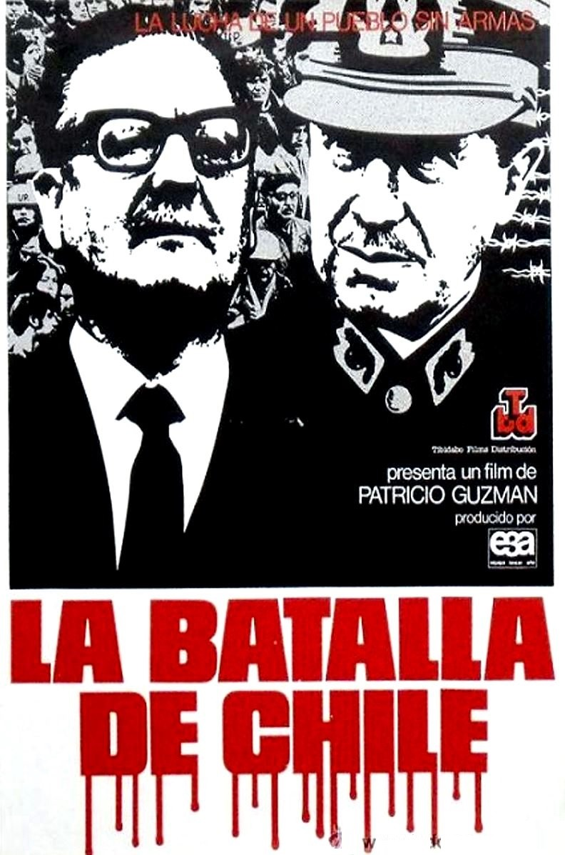 The Battle of Chile film poster