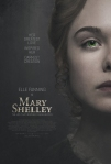 Mary Shelley film poster