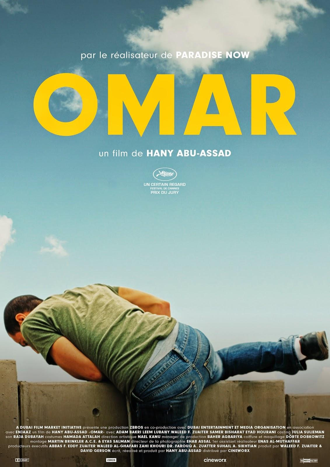 Omar film poster
