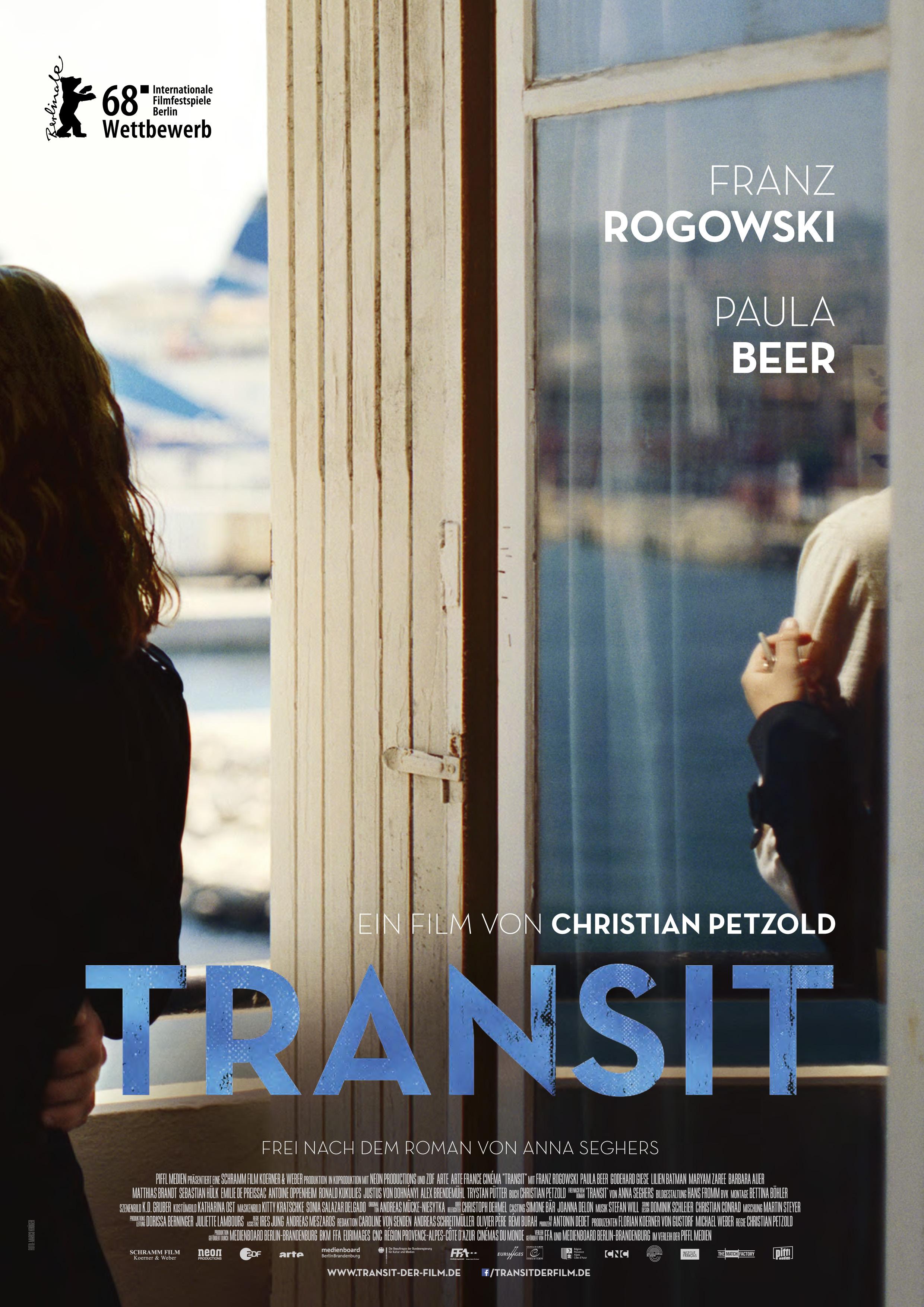 Transit film poster