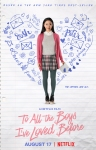 To All the Boys I've Loved Before film poster