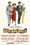 Guys and Dolls film poster
