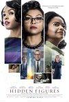 Hidden Figures film poster