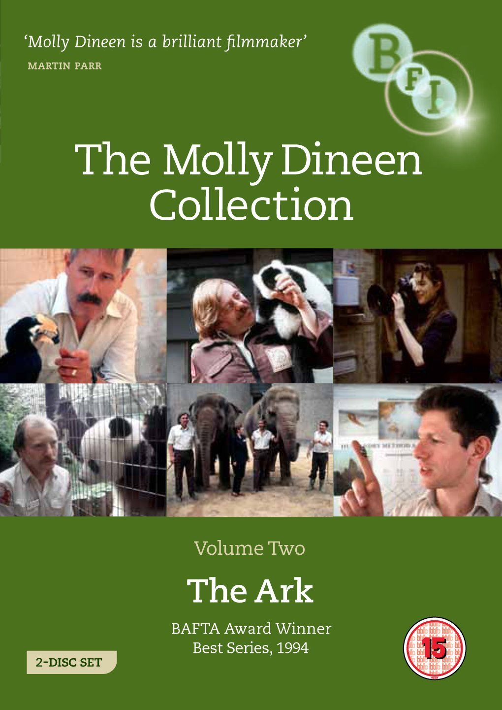 The Molly Dineen Collection Volume Two DVD cover