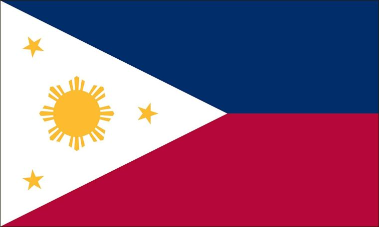 Filipino flag