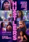 Hustlers film poster