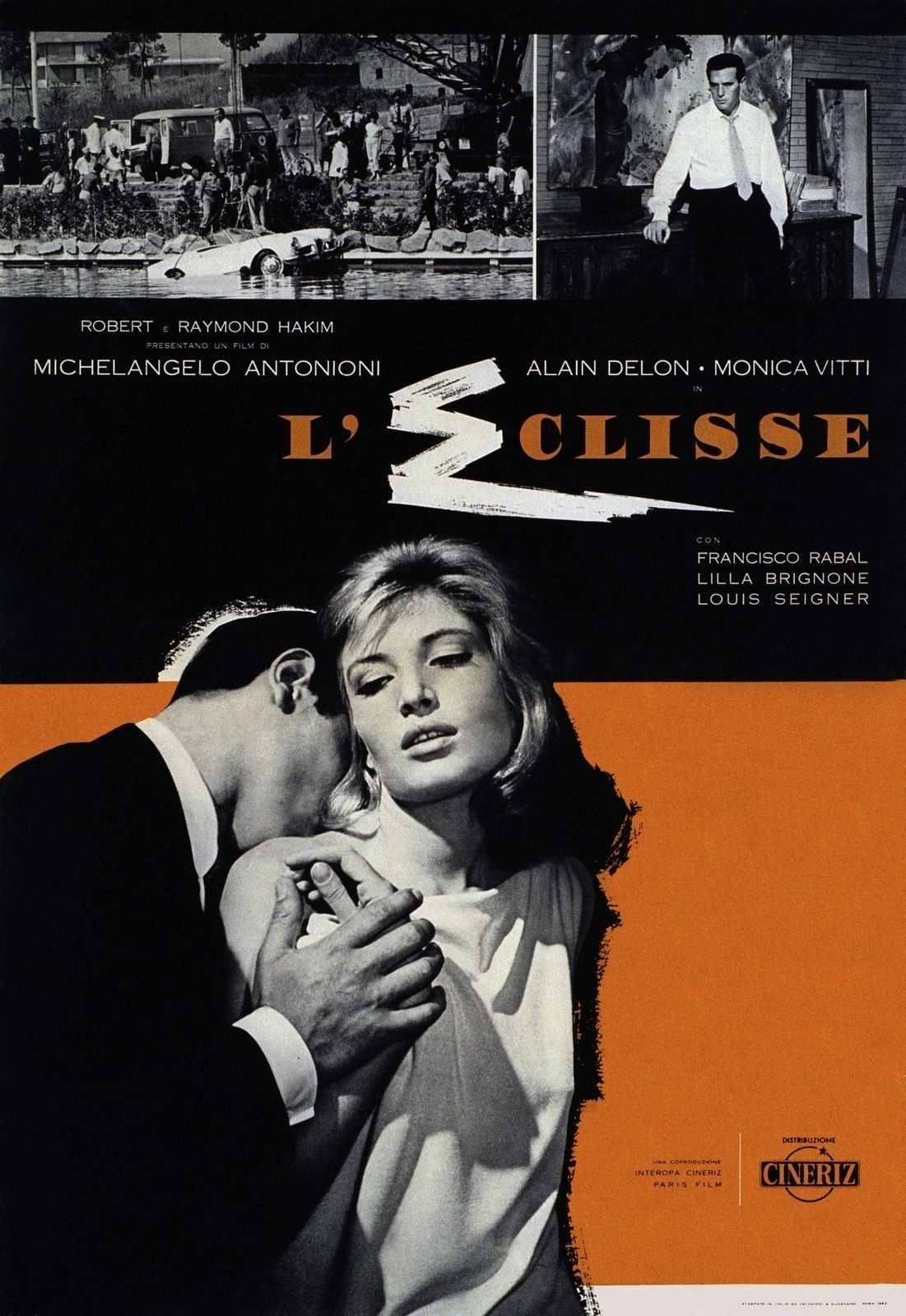 L'eclisse film poster