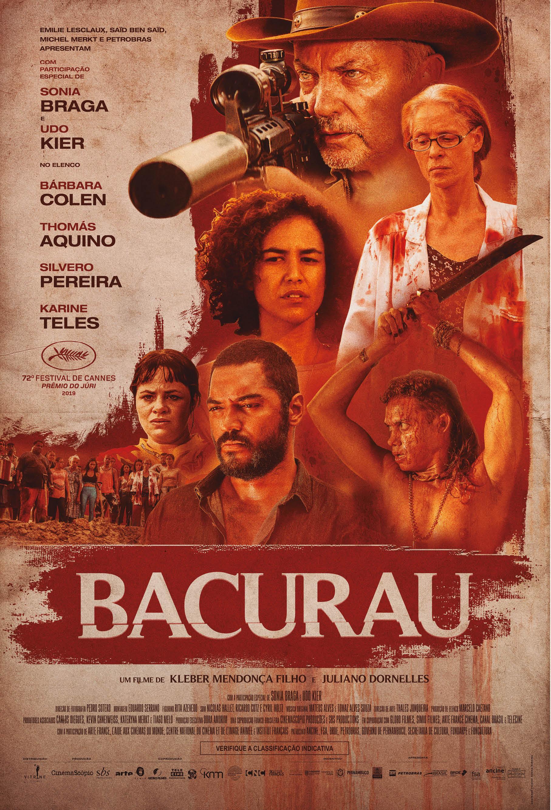 Bacurau film poster