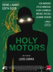 Holy Motors film poster