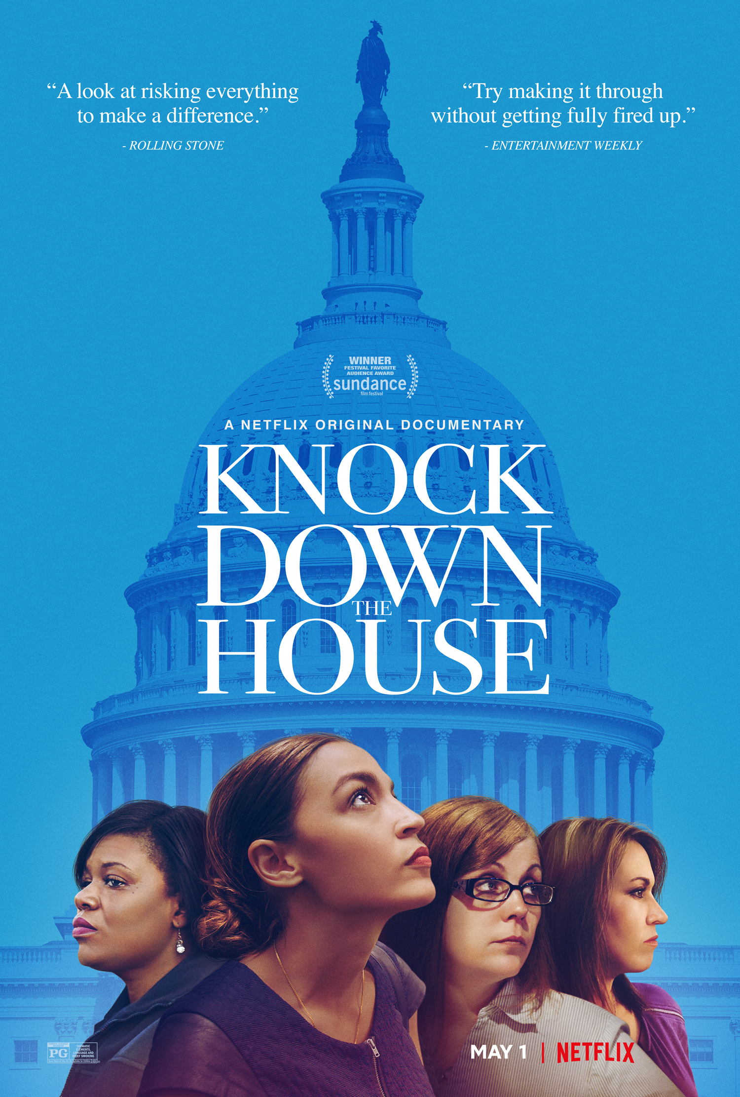 Knock Down the House film poster