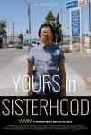 Yours in Sisterhood film poster