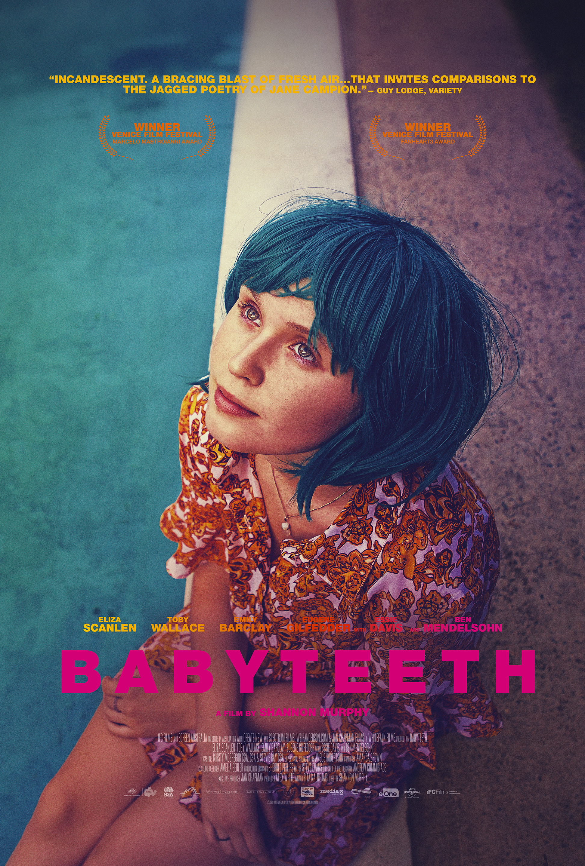 Babyteeth film poster