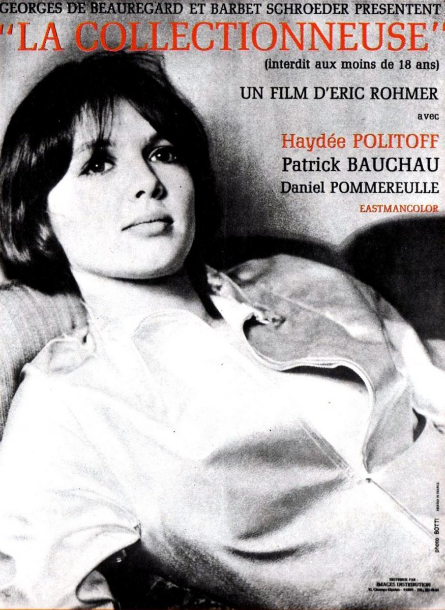 La Collectionneuse film poster