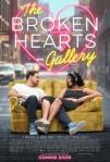 The Broken Hearts Gallery film poster