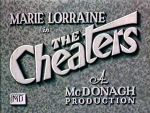 The Cheaters title card