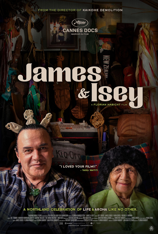 James & Isey (2021)