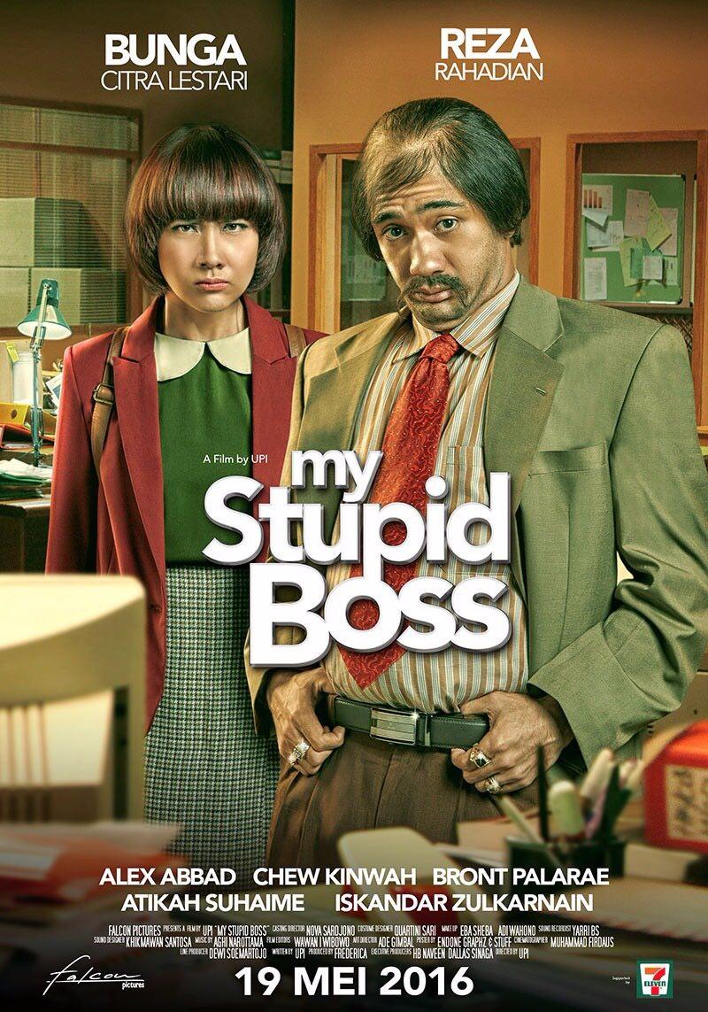 My Stupid Boss (2016)